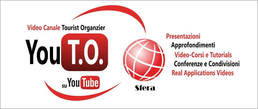 YouTO – il video canale di Tourist Organizer